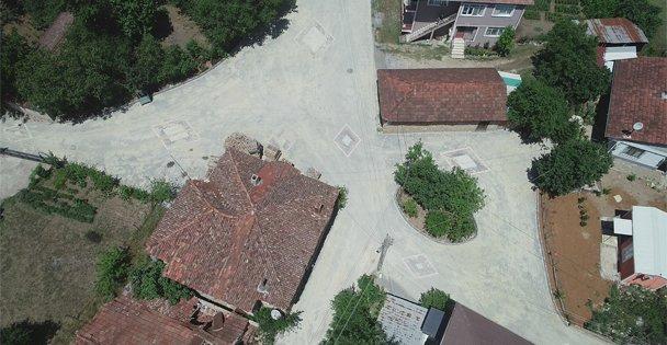 Dilovası Köseler Köyünde üst yapı yenilendi