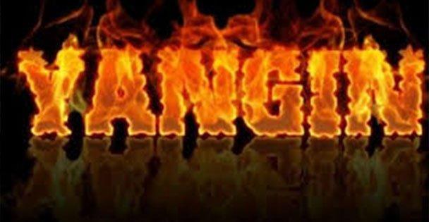 Dilovası'nda yangın