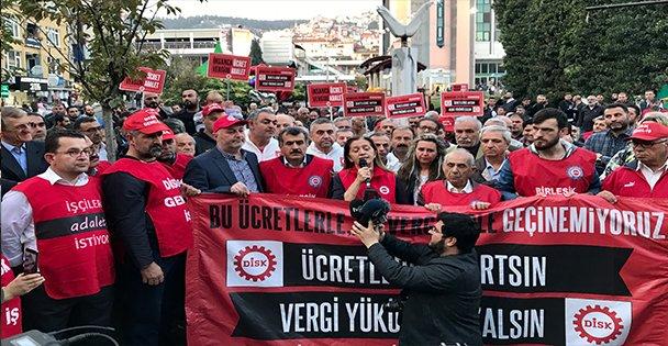 """DİSK Genel Başkanı Arzu Çerkezoğlu: """"Emeklilik yük değil, haktır"""""""