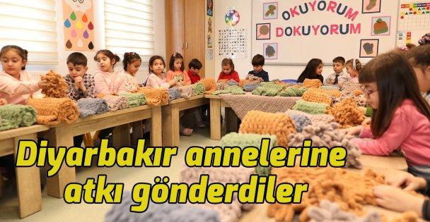Diyarbakır annelerine Çayırova'dan destek