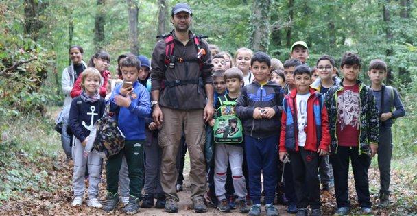 Doğa Kâşifleri Ormanyada