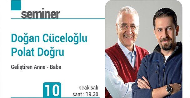 Doğan Cüceloğlu'nun  semineri ertelendi
