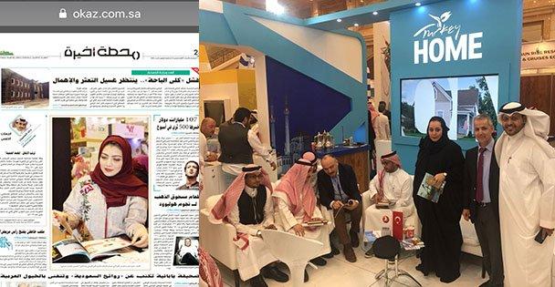 Doğu Marmara Suudi Arabistan'da Tanıtıldı