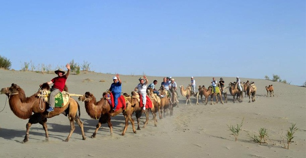 Doğu Türkistan neresi?