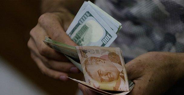 Dolar/TL son 2 ayın en düşük seviyesine geriledi