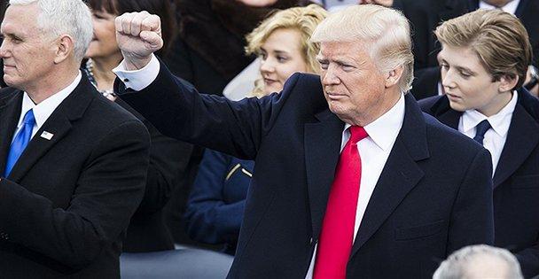 Donald Trump  ABD Başkanı Oldu!
