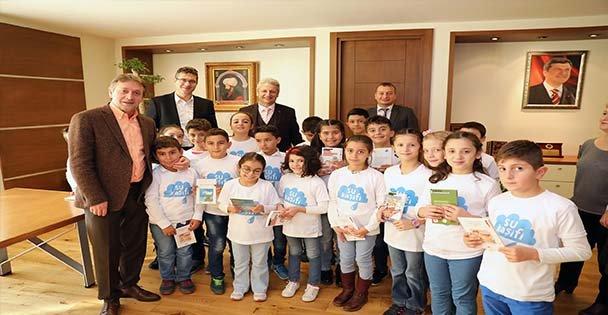 Dünya 1.'sinden Başkan Demirci'ye Ziyaret