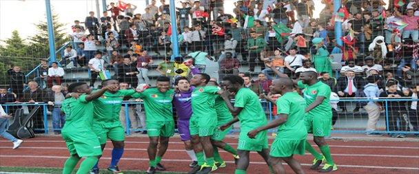 Dünya Kupası Kamerun'un