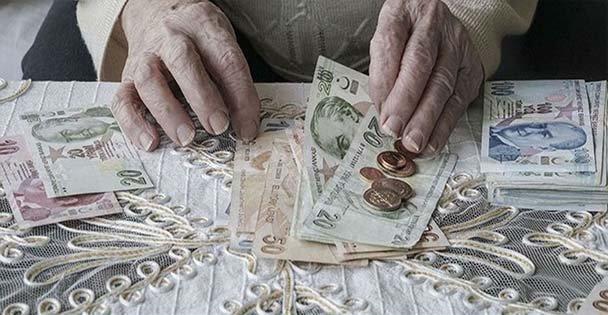 Emekliye enflasyon zammı