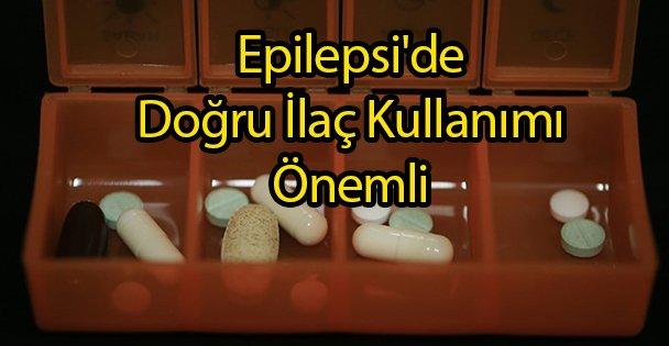 Epilepside Doğru İlaç Kullanımı Önemli