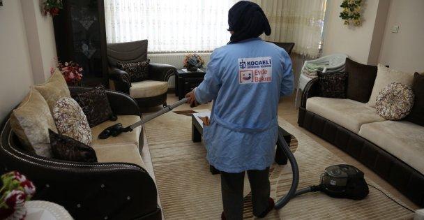 'Evde Bakım Hizmeti'nden geçen yıl 27 bin 774 aile yararlandı