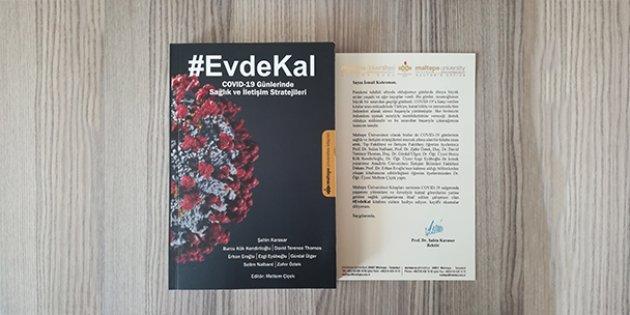 Evde Kal: Covıd-19 Günlerinde Sağlık ve İletişim Stratejileri