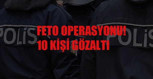 FETO Operasyonu!