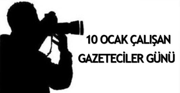 Gazeteciler Günü!