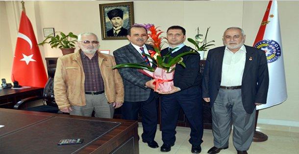 Gazilerin Emniyet Teşkilatını Ziyareti