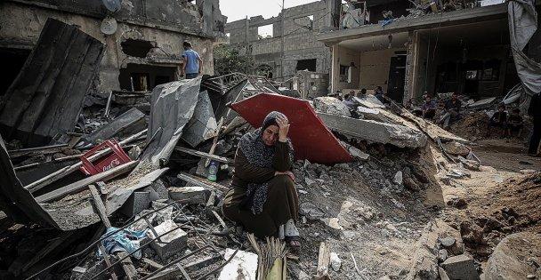 Gazzeli kadınlar İsrail saldırılarında ağır bedeller ödüyor