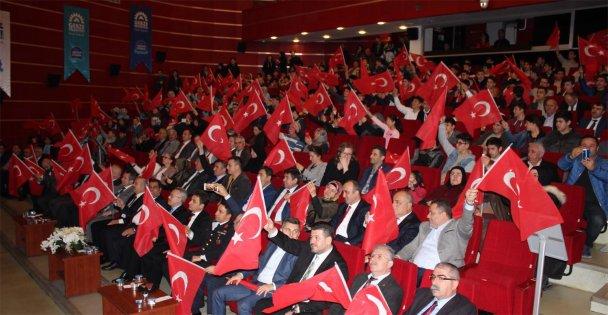 Gebze Anadolu İHL'den anlamlı program