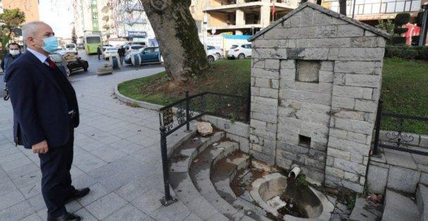 Gebze Belediyesi, Namazgah Çeşmesine Sahip çıkmalı