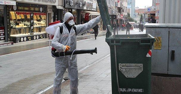 Gebze Belediyesi önlem almaya devam ediyor