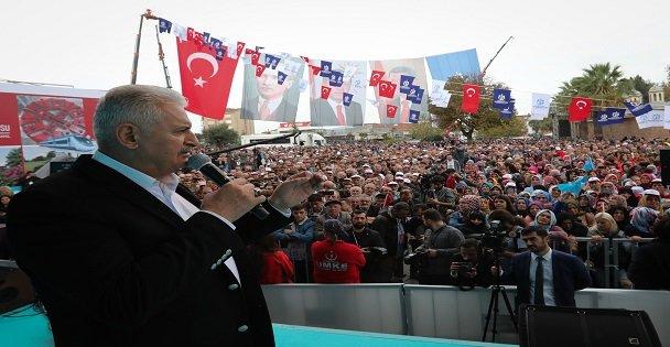 Gebze-Darıca Sahil Metro Hattı temel atma töreni