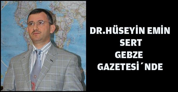 Gebze Gazetesi'nde yazmaya başladı
