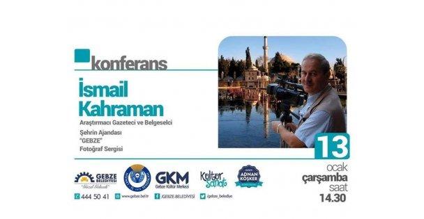 Kahraman'dan kentlilik bilinci konferansı
