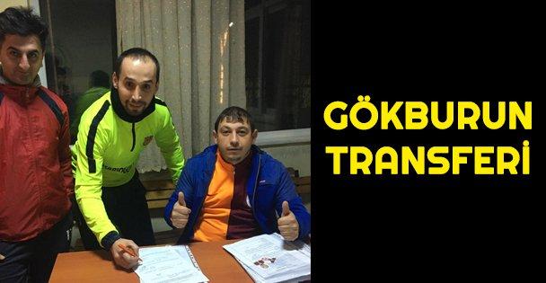 Gebze Yavuz Selimspor'dan, Gökburun transferi