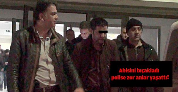 Gebze'de bıçaklı yaralama!