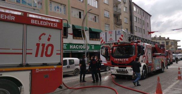 Gebze'de bir restoranda çıkan yangın söndürüldü