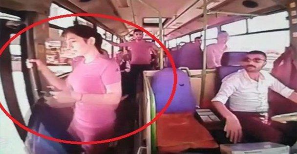 Gebze'de genç kızın yolcu minibüsünden düşerek ölmesine ilişkin dava