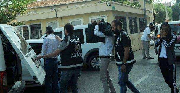 Gebze'de hırsızlık iddiası