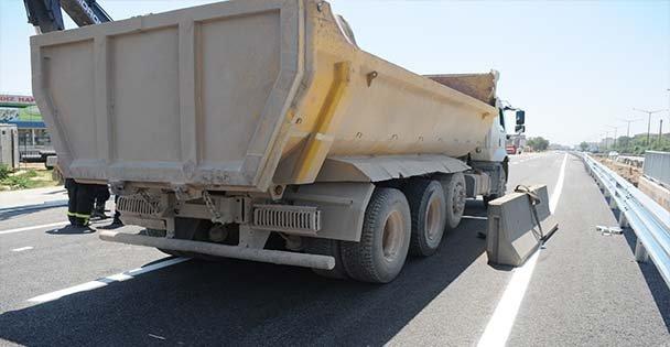 Gebze'de İş Kazası
