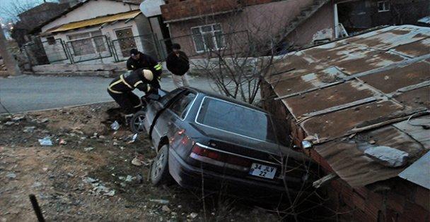 Gebze'de Kaza : 2 yaralı