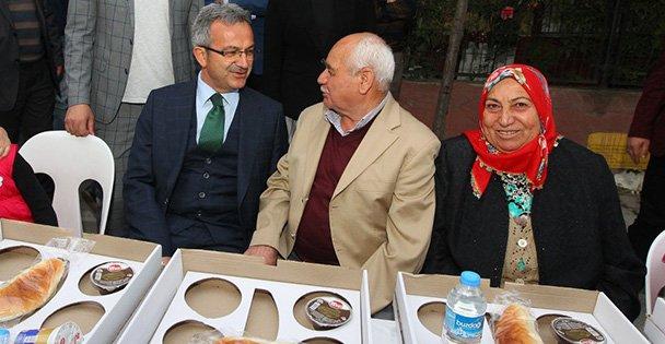 Gebze'de Mahalle İftarları Başlıyor