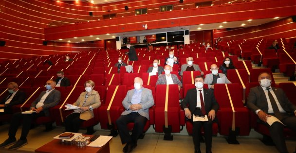 Gebze'de Mayıs Meclisi Tamamlandı