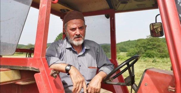 Gebze'de tarımsal üretim Kovid-19 tedbirleri kapsamında sürüyor