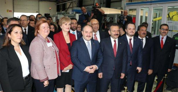 Gebze'de uçak motoru üretilecek