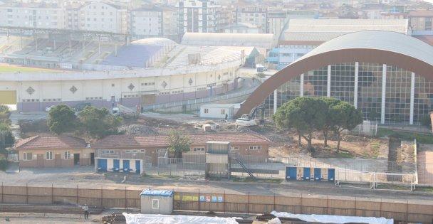 Gebze yeni futbol sahasının kavuşucak