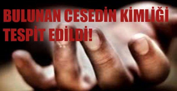 Gebze'deki Cesedin Kimliği Belirlendi !