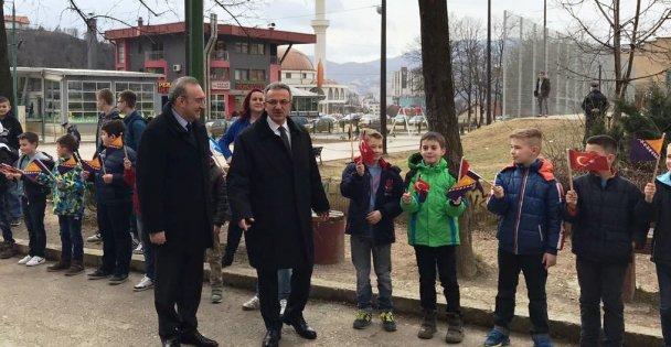 Gebze'den Bosna'ya derslik