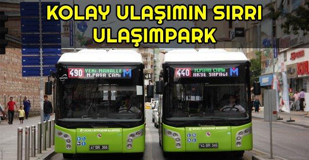 Gebzeden İstanbula kolay ulaşımın sırrı UlaşımPark