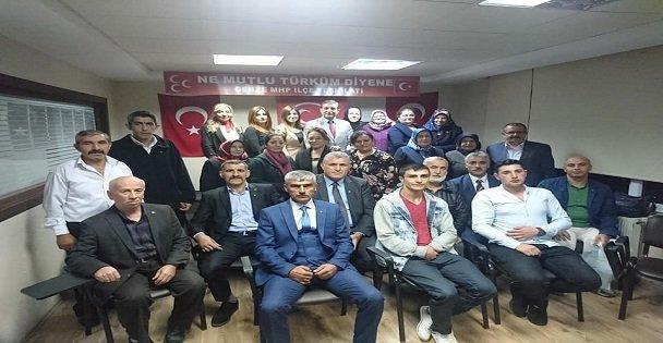 Gebzeli Ülkücüler Ankara'da!