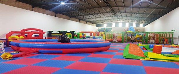 Gebzenin ilk ve en büyük çocuk oyun merkezi açılıyor