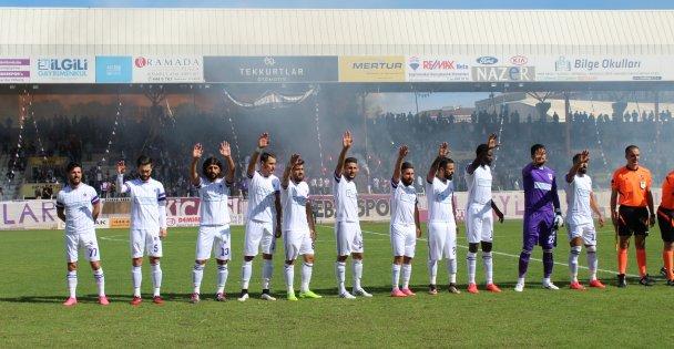Gebzespor, 3 puanı 3 golle aldı