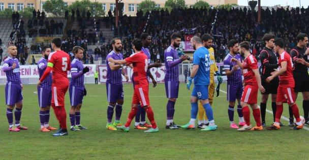 Gebzespor yine avantaj kaçırdı: 3-3