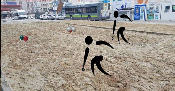 Gebze'ye Yeni Spor Alanı!