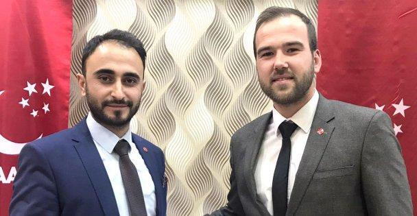 Genç Saadet'te başkan değişti