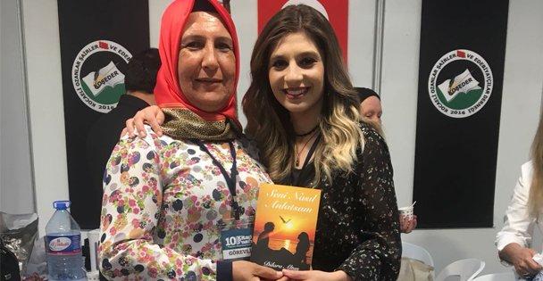 Genç Yazar Dilara Altun Okurlarıyla Buluştu