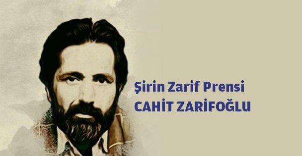 GKM'de Zarifoğlu konuşulacak