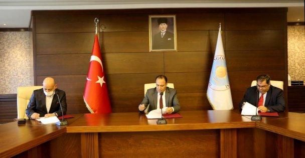 GTÜ FLY BVLOS Teknoloji Şirketi ile Bingöl Üniversitesi Arasında Protokol İmzalandı